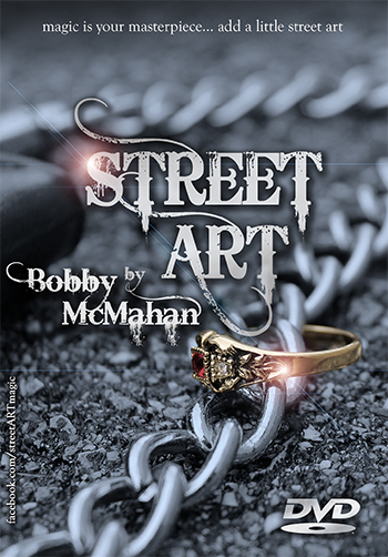 Street Art DVD by�Bobby McMahan
