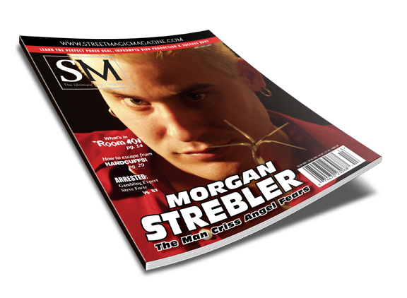 Street Magic Magazine August/September 2007