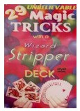 29 Tricks with a Stripper Deck Video