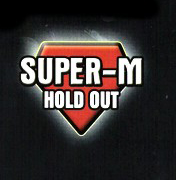 Super M Hold out w/ DVD