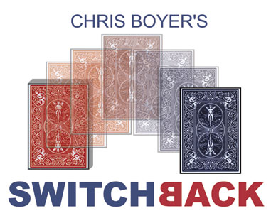 SwitchBack by Chris Boyer