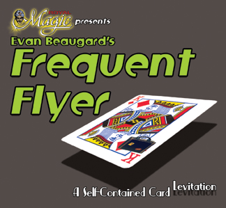 Frequent Flyer by Evan Beaugard