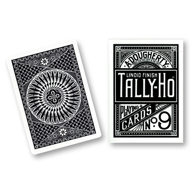 Tally-Ho Black Circle Back