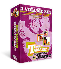 Lessons In Magic - Tamariz