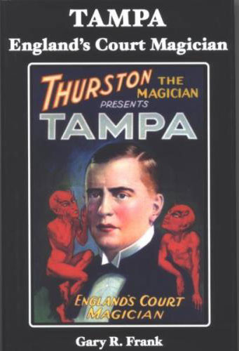 Tampa - England's Court Magician book