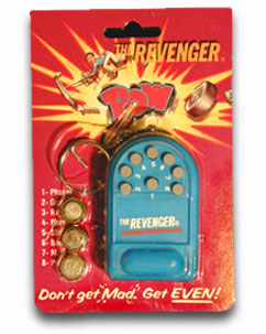 The Revenger (Discontinued)