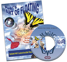 Peki's Art of Floating DVD