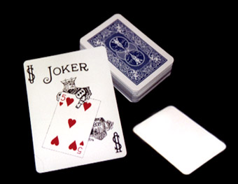 Joker Thief by Henry Evans