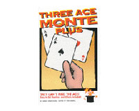 Three Ace Monte Plus (w/Booklet)