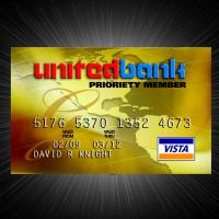 Restored Credit Card by David Regal