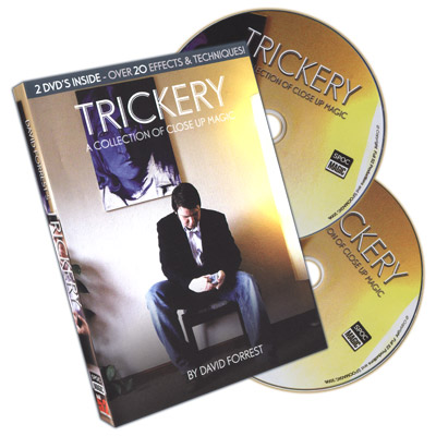 Trickery by David Forrest (2 DVD Set)