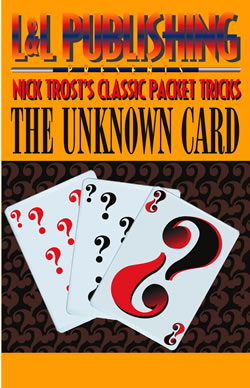 Unknown Card by Nick Trost