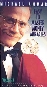 Easy to Master Money Magic #3 by Michael Ammar
