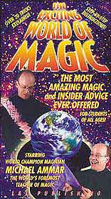 Exciting World of Magic by Michael Ammar