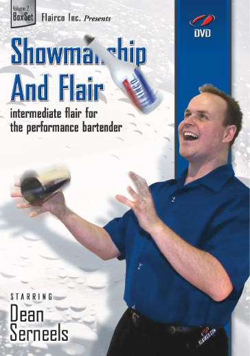 Bar Bottle Juggling: Showmanship And Flair DVD Vol. 2