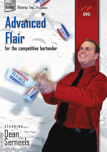 Bar Bottle Juggling: Advanced Flair DVD Vol. 3