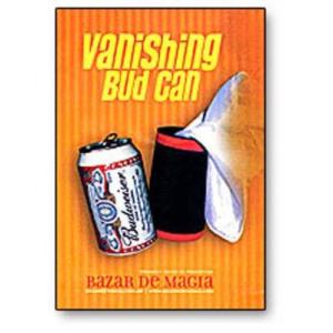 Vanishing Budweiser Can