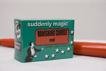 Vanishing Candle-RED