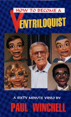 How To Become A Ventriloquist by Paul Winchel