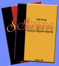 Carney Video Secrets #2 DVD by John Carney