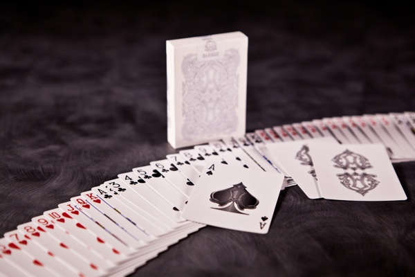 White Baroque Deck