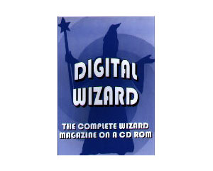 Digial Wizard-CD ROM DISC