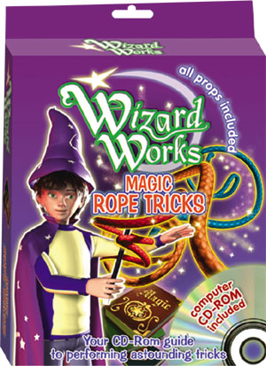 Wizard Works CD Rom (Rope Tricks)