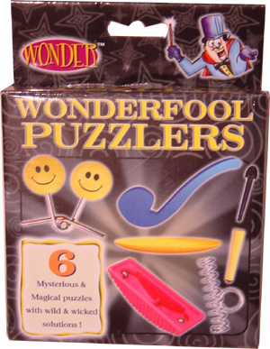 Wonder Magic Set: Wonderfool Puzzler