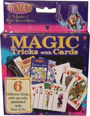 Wonder Magic Set: Cards