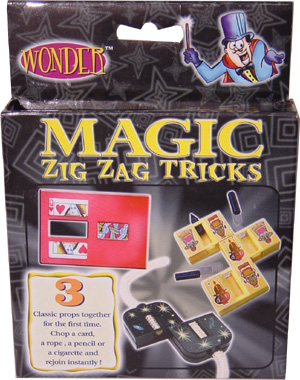 Wonder Magic Set: Zig Zag Tricks