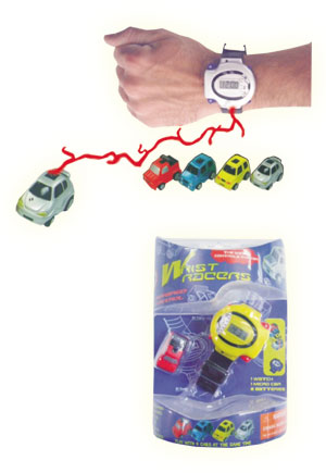 Wrist Racers R/C(4 colors asst)