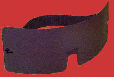 X-Ray Blindfold (Metal)