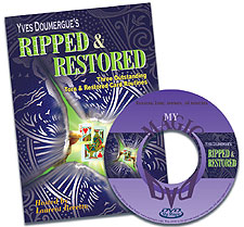 Ripped & Restored DVD