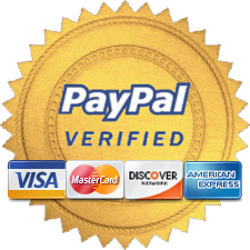 The Magic Depot is a PayPal verified account!
